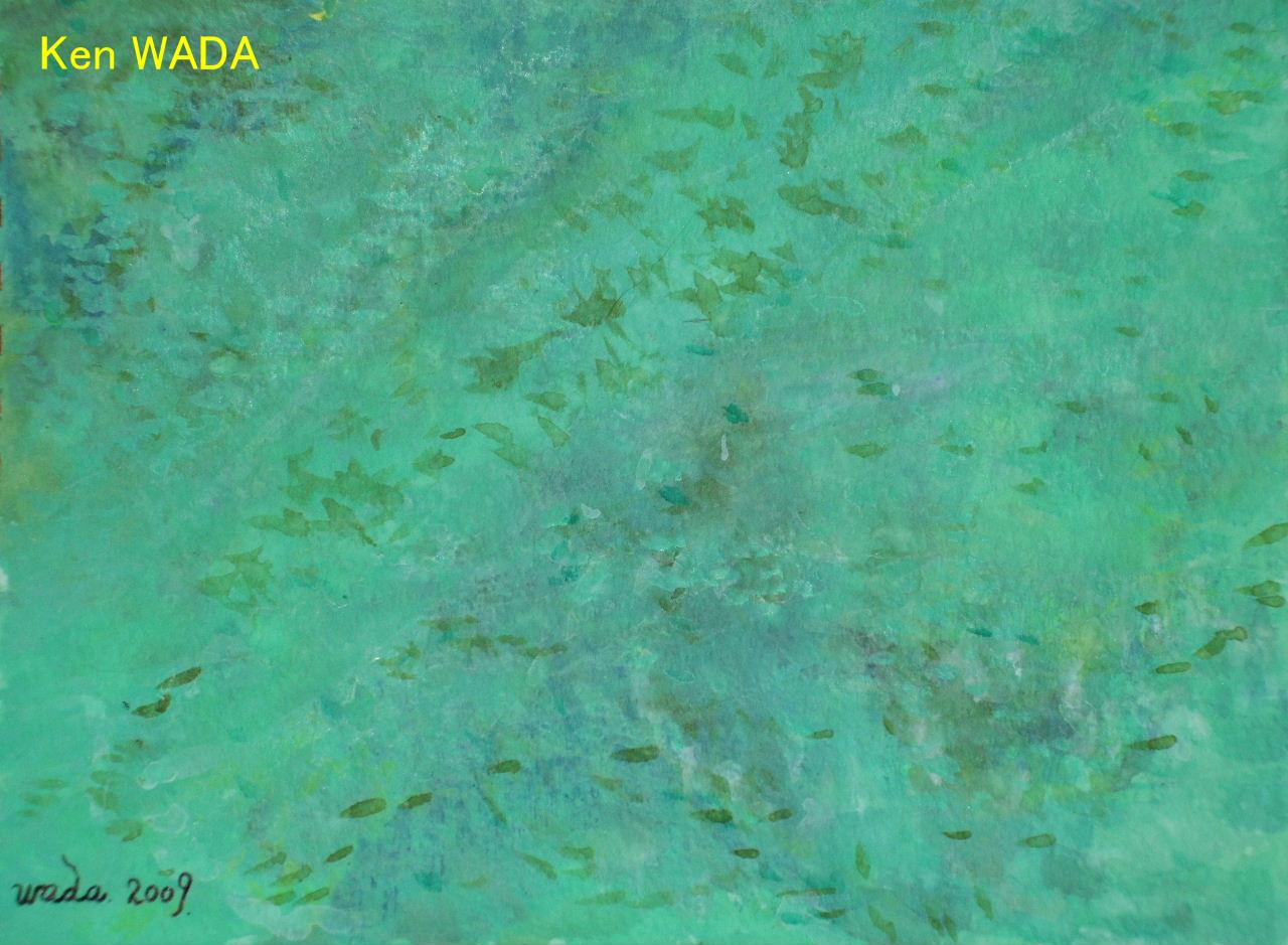 Surface de l'eau 1