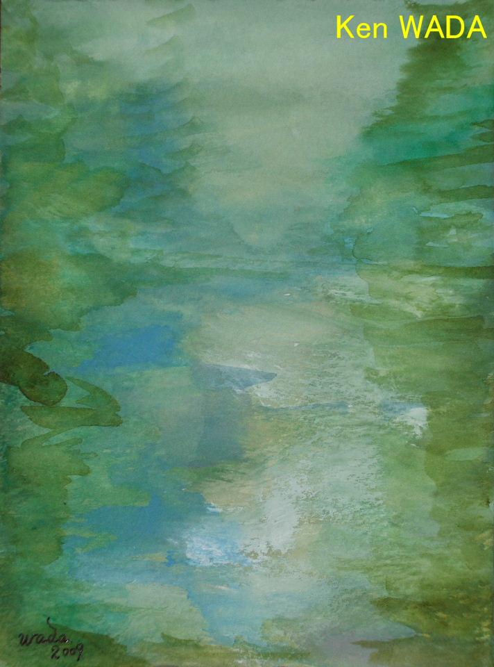 Surface de l'eau 6