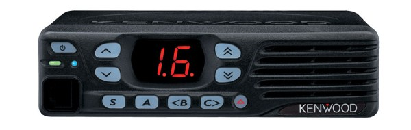 TK-D740E/D840E Kenwood DMR digital mobile radio