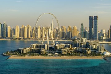 Inside Caesars Bluewaters - Dubai's newest island oasis