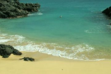 Away from the tourist trail : the sparsely populated Ascension Island
