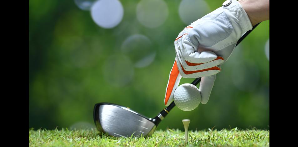 The correct golf grip