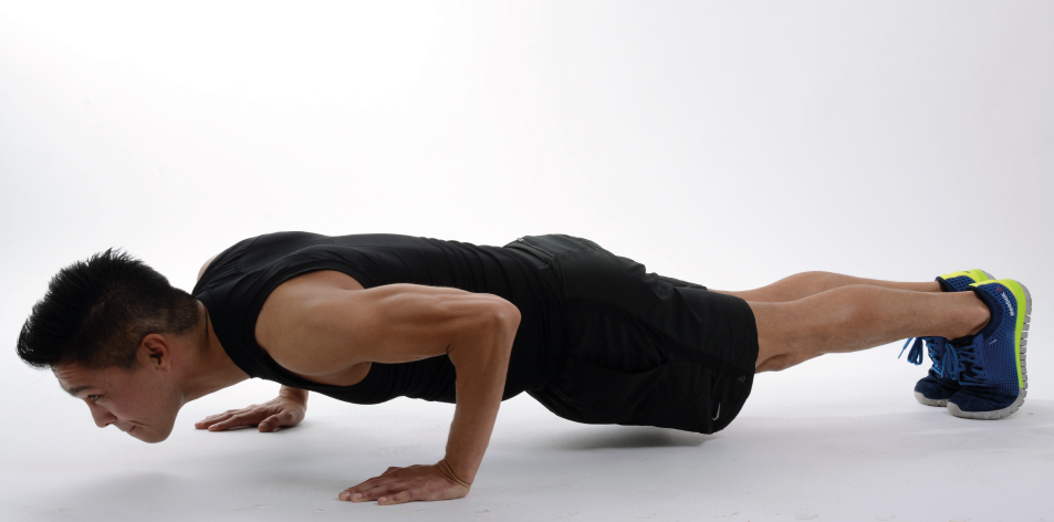 5 Benefits Of Push-ups For Both Men & Women
