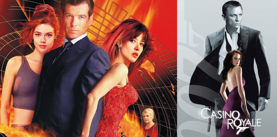 H&S Play & Win- Win Cinema Tickets With Anga Cinemas: Issue 52 James Bond Edition