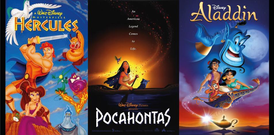 H&S Play & Win- Win Cinema Tickets With Anga Cinemas: Issue 53 Disney Classic Heroes