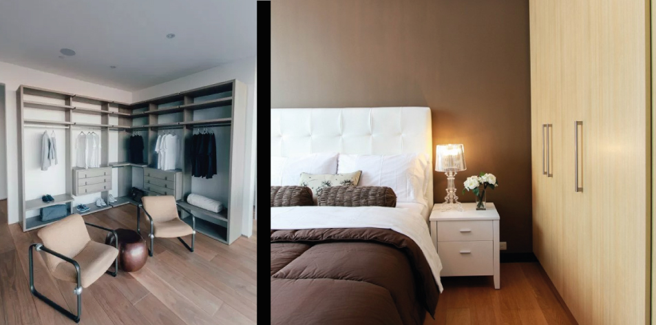 5 Ideal Wardrobes To Choose From! - H&S Homes & Gardens