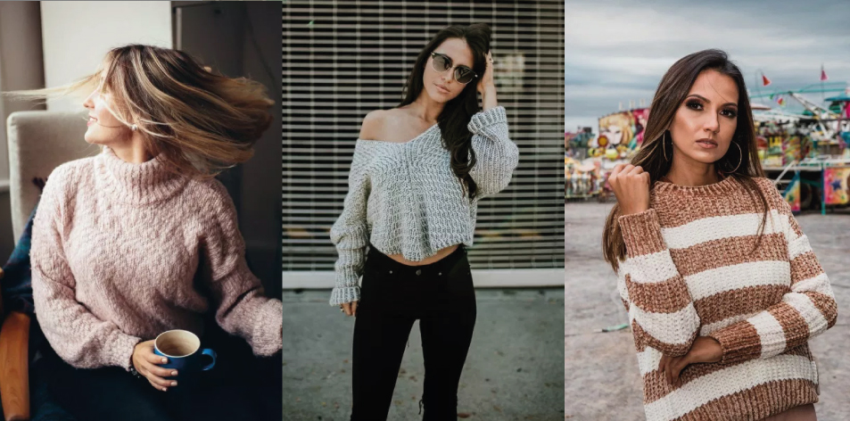7 Perfect Sweaters By Sarah Nderi