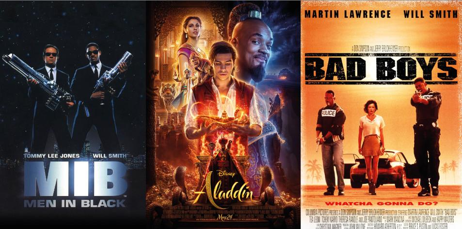 H&S Play & Win- Win Cinema Tickets With Anga Cinemas: Issue 58- Will Smith