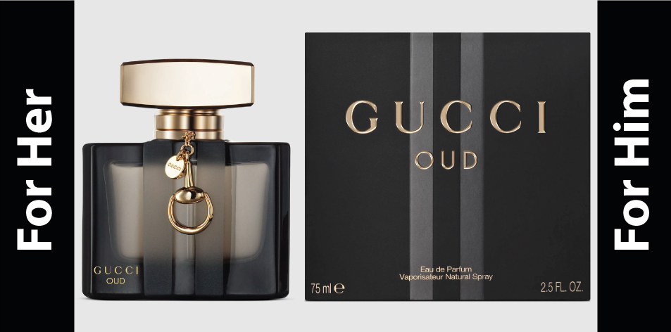 H&S Recommended Perfume Of The Week Issue 58, For Him & For Her- GUCCI OUD