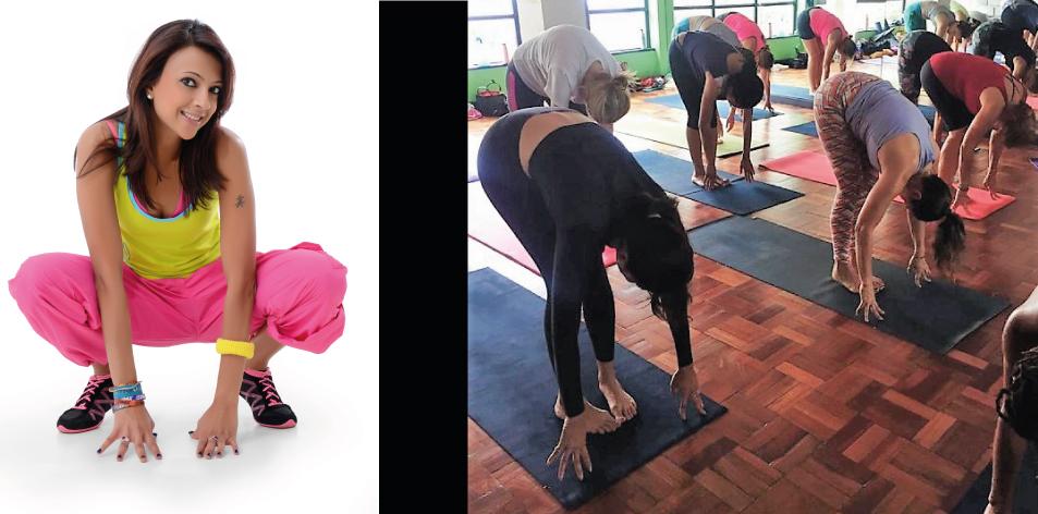 Zumba & Yoga With Pooja Doshi!