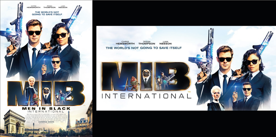ANGA IMAX- 14h-20th June 2019- Men In Black: International 3D