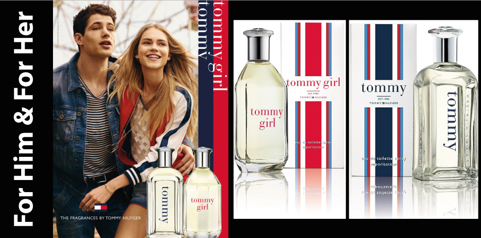 H&S Recommended Fragrance of The Week- For Him & For Her- Tommy Hilfiger- Tommy Boy & Tommy Girl