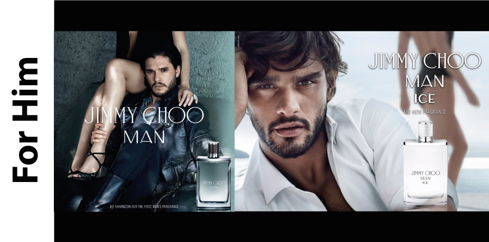 H&S Recommended Fragrance of The Week- For Him- Jimmy Choo – MAN & MAN ICE