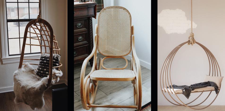 swinging & rocking chairs
