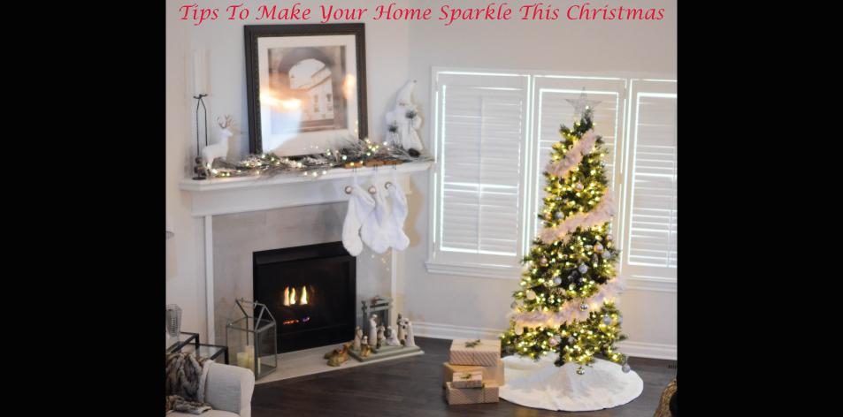 Make your home sparkle this Christmas