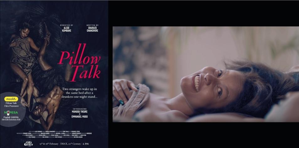 ANGA IMAX- 14th-20th Feb 2020- PILLOW TALK (Kenyan Movie)- H&S Magazine Kenya