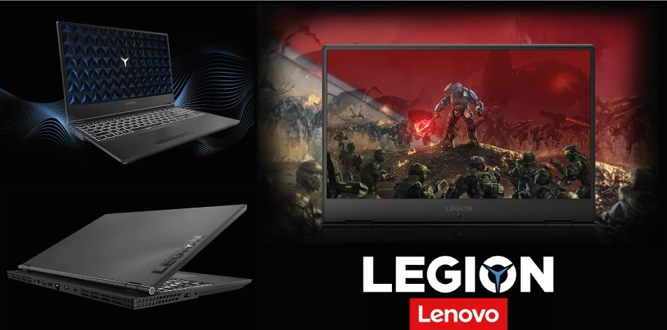 Lenovo Legion Y530 Laptop- Gaming, Evolved- Core i7, 15.6'' Full HD, 16GB Ram + Nvidia 4GB SDRam Graphics Card, 1TB HD + 128GB SSD, Windows 10, 1 Year Warranty- 158,500Kshs