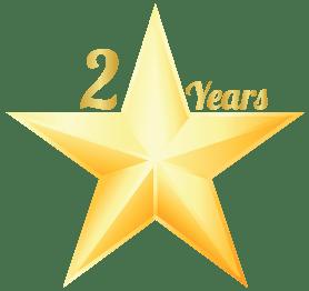 2 Year Anniversary Star H&S Magazine