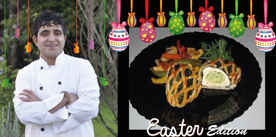 Chicken Claremont By Chef Aakshar Joshi – H&S Easter Recipe Of The Week