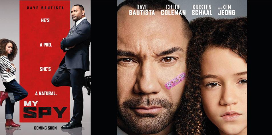 PRESTIGE PLAZA CINEMA- 20th-26th March 2020- MY SPY