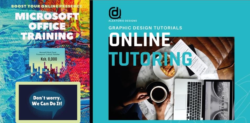 Aleatorio Designs- Learn Graphic Design & Microsoft Office Online