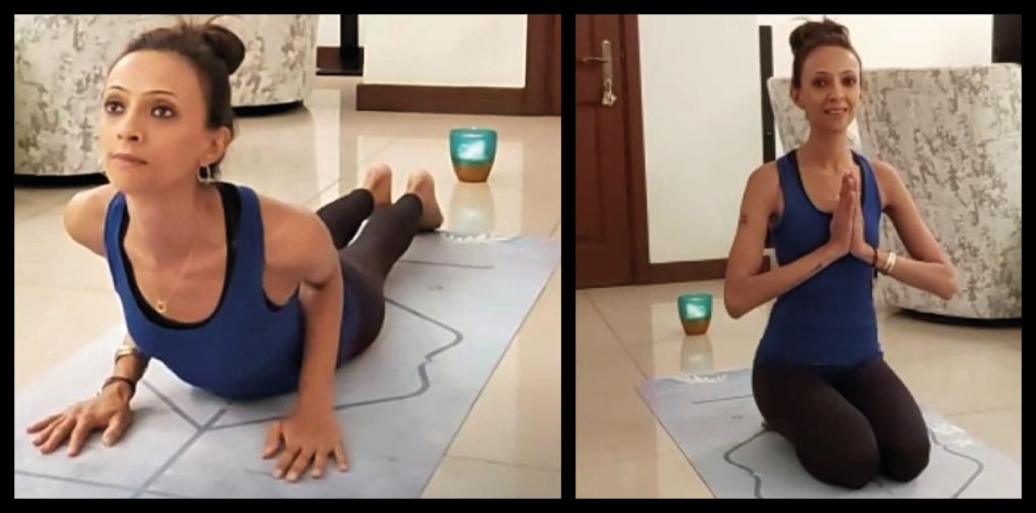 chest opening stretches