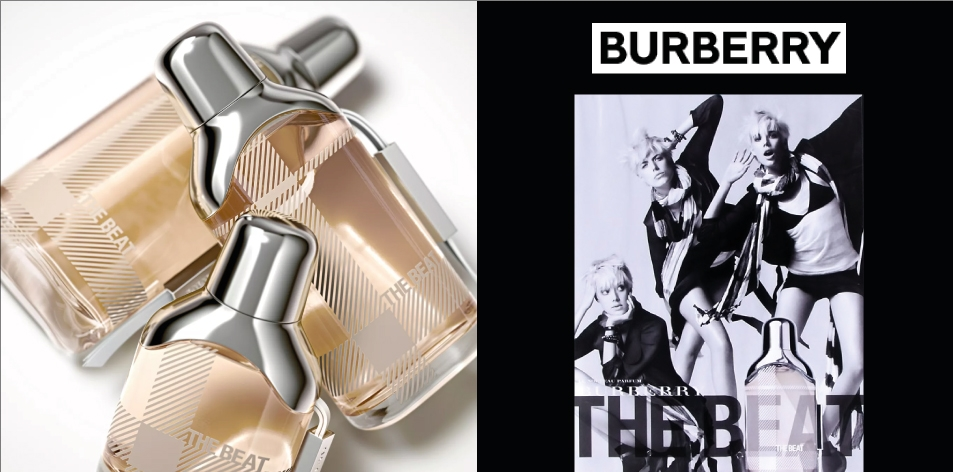 H&S Recommended Fragrance of The Week- For Her- Burberry-The Beat Eau de Parfum 75ml