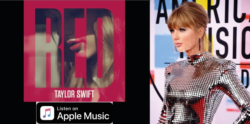 Apple Music- H&S Magazine's Best Artist Of The Week- Taylor Swift- Red (Deluxe Version)