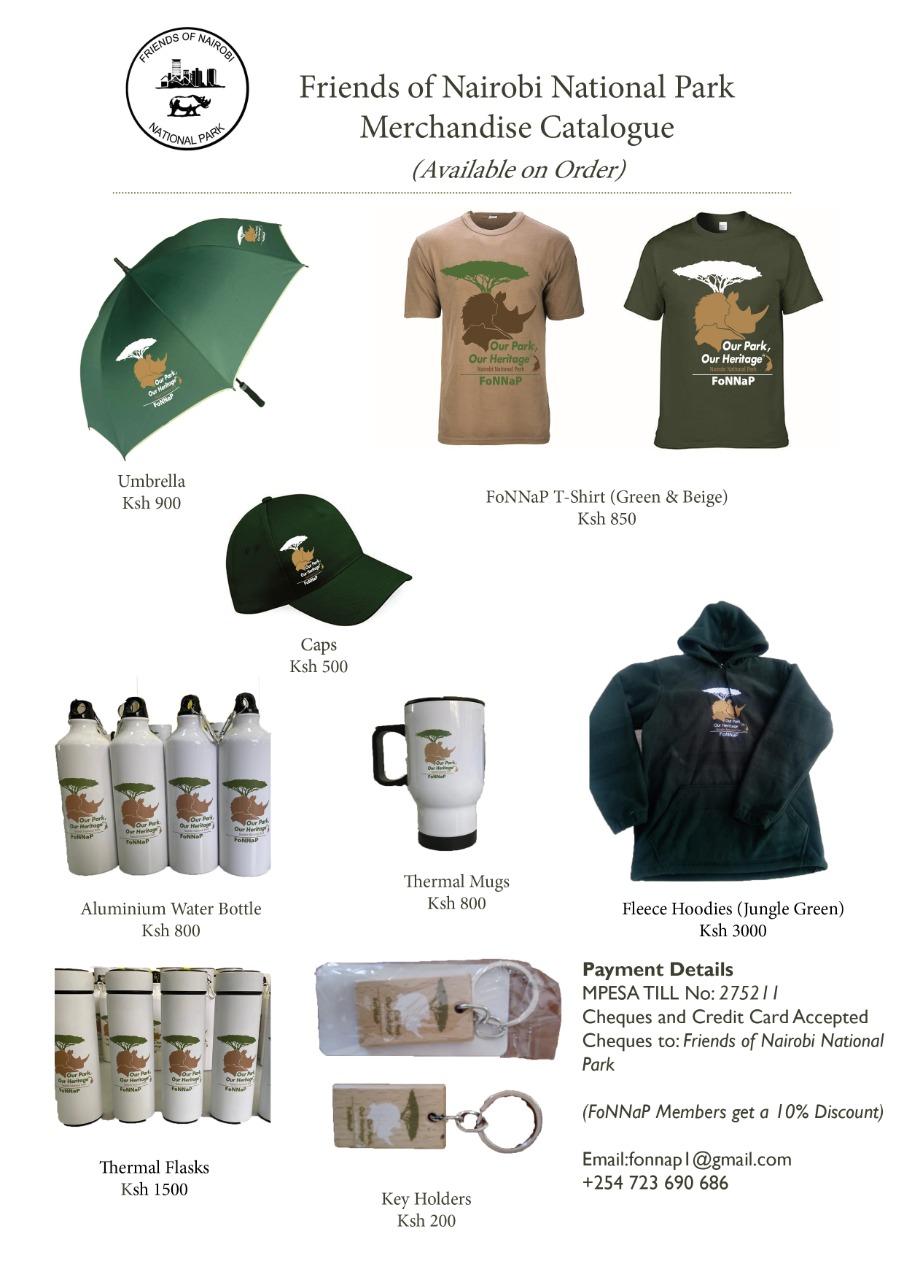 FoNNaP Merchandise