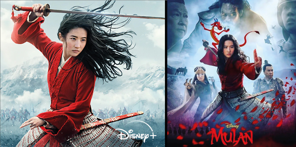 ANGA Diamond- Diamond Plaza 2 Cinema- 2nd-8th October 2020- MULAN 3D