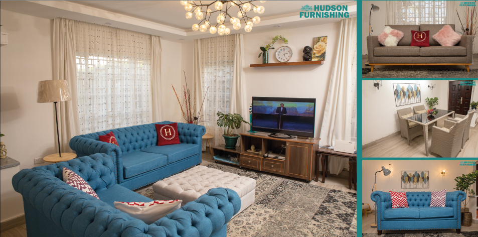 Hudson Furnishings- Karibu! We Offer Interior Design Home & Office Transformations