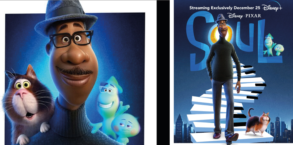 Disney And Pixar's- SOUL 3D