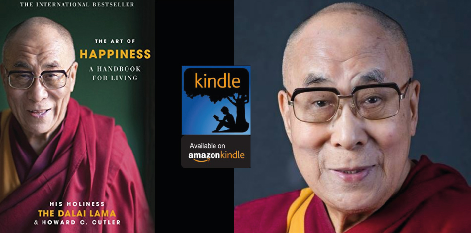 Amazon Kindle- H&S Magazine's Recommended Book Of The Week-Dalai Lama- The Art of Happiness: A Handbook for Living