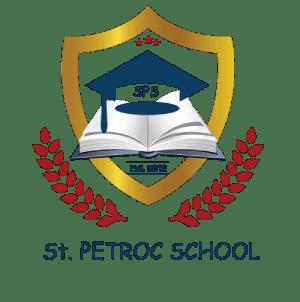 St. Petroc School Logo