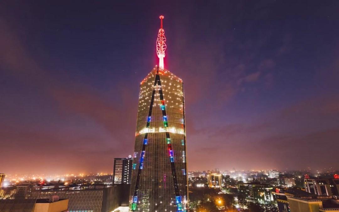 Britam Tower - List of tallest buildings in the Kenya 2018