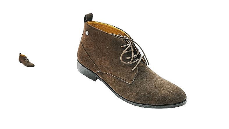 Kenyan Man Official Casual Boots