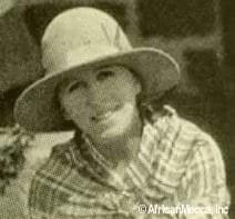 Karen Blixen in her early years