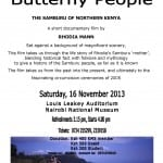 Butterfly People- Film Poster