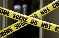 Man kills self after strangling son.