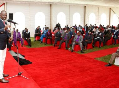 William Ruto doubles down on ODM over KEMSA scandal