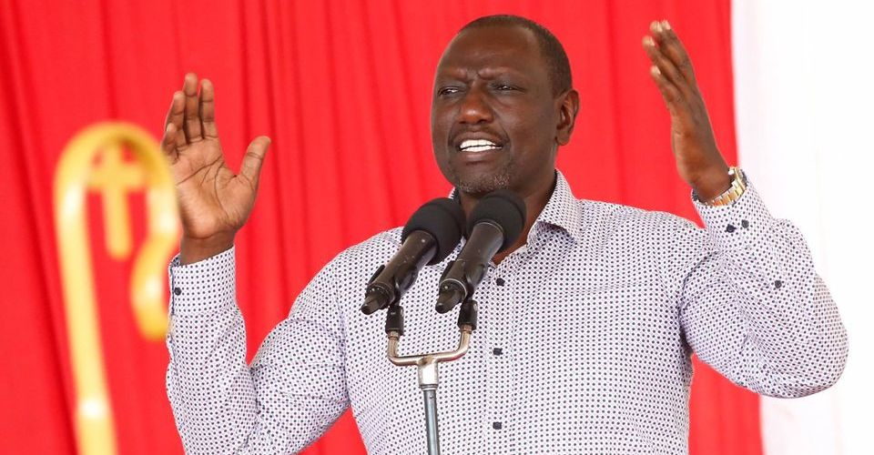 DP Ruto forced to fly commercial.