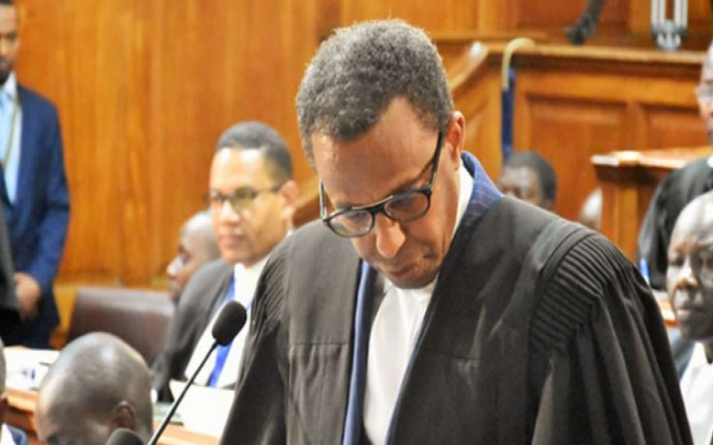 Ahmednasir: BBI is an illegitimate process of changing the constitution