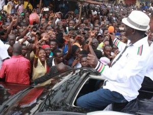 Raila's last chance at presidency