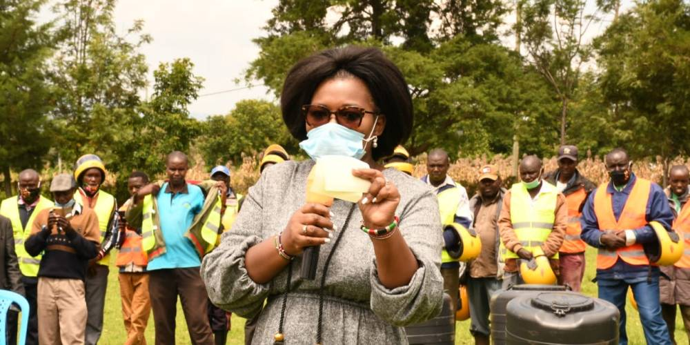 Rachel Shebesh forced to cut short her Kericho tour after public spat over DP Ruto