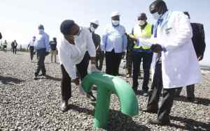 Swelling lakes in Baringo County now worrying