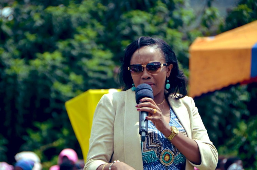 Susan Kihika Declares she Will Vie for top seat