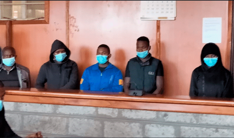 SHOCK as it emerges that Nyeri tycoon, STEPHEN WANG'ONDU, hired hitmen to kill his son, DANIEL MWANGI, to inherit his wife.