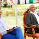 ngunjiri vows allegiance to RUTO