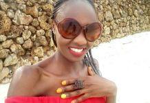 Deputy Inspector of Police EDWARD MBUGUA daughter