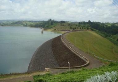 water dam in kenya